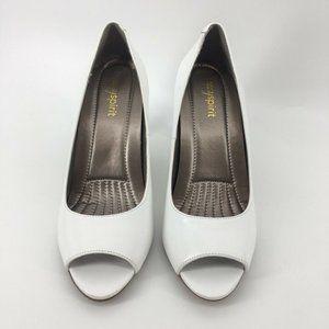 Easy Spirit Womens Classic Pump Slim Heel Shoes